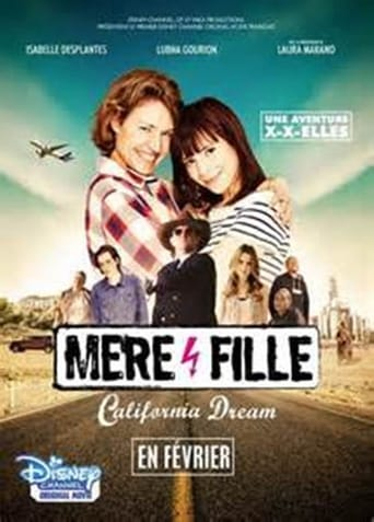 Poster of Mère et Fille, California Dreams