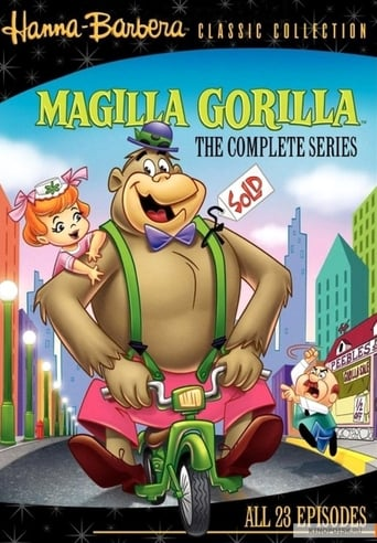 Poster of The Magilla Gorilla Show