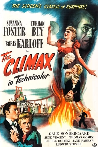 Poster of The Climax