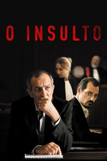 O Insulto - Poster