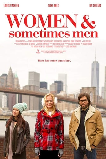 Poster of Women and Sometimes Men