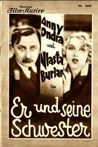 Poster of Er und seine Schwester