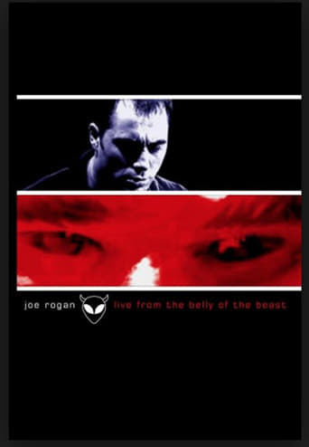 Poster of Joe Rogan: Live from the Belly of the Beast
