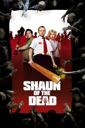 Poster of Shaun of the Dead