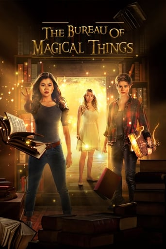 Poster of The Bureau of Magical Things