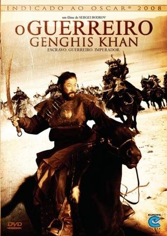 O Guerreiro Genghis Khan - Poster