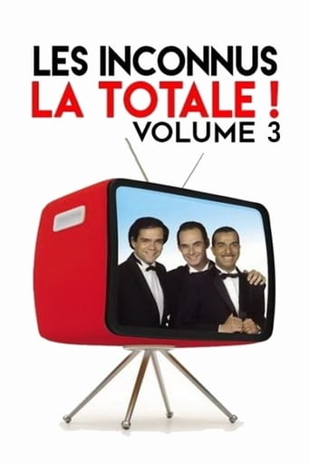 Poster of Les Inconnus - La totale ! Vol. 3