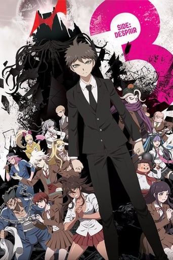 Poster of Danganronpa 3: The End of Hope's Peak High School
