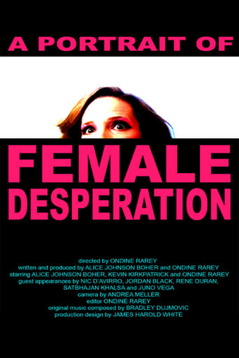Poster of A Portrait of Female Desperation