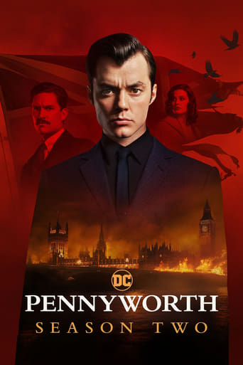 poster Pennyworth 2ª Temporada Torrent