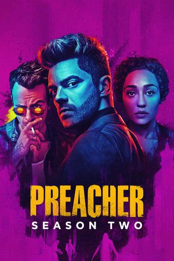 Pamokslininkas / Preacher (2017) 2 Sezonas
