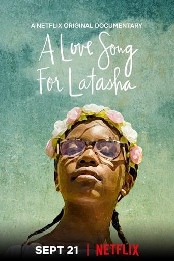 Uma Canção para Latasha - Poster