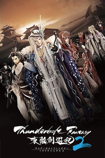 Poster of Thunderbolt Fantasy