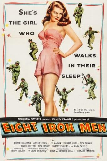Poster of Eight Iron Men