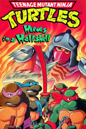 Teenage Mutant Ninja Turtles: Heroes in a Halfshell