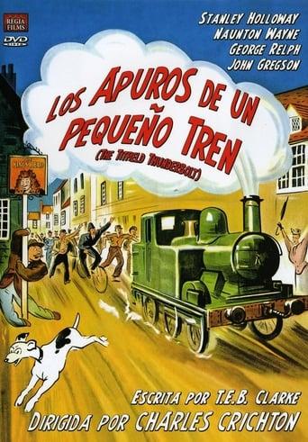 Poster of Los apuros de un pequeño tren