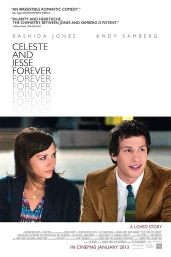 Poster of Celeste & Jesse Forever
