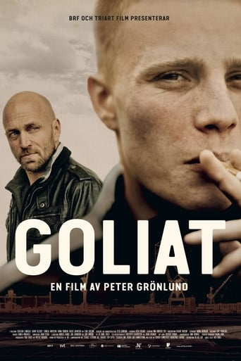 Goliath - Poster