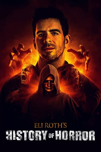 Poster Eli Roth's History of Horror