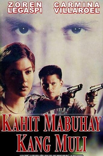 Poster of Kahit mabuhay kang muli