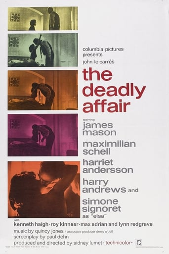 Poster of The Deadly Affair