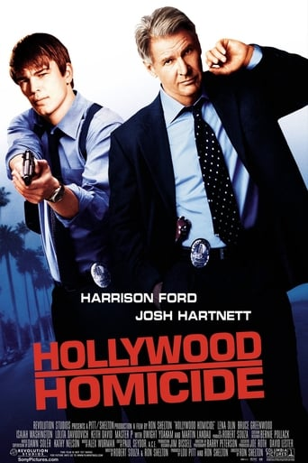 Poster of Hollywood Homicide