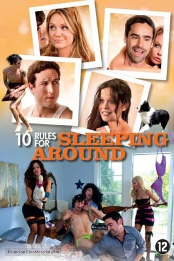 Poster of 10 Rules for Sleeping Around