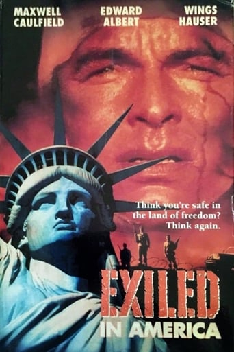 Poster of Exiled in America