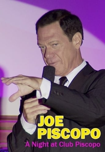 Joe Piscopo: A Night at Club Piscopo Movie Poster