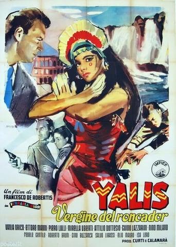 Poster of Yalis, la vergine del Roncador