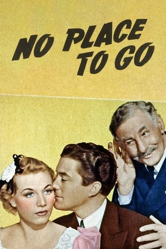 Poster of No Place to Go