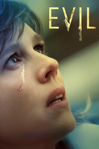 Evil Contatos Sobrenaturais 1ª Temporada - Poster