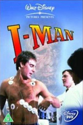 Poster of I-Man