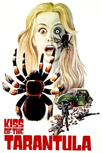 Poster of Kiss of the Tarantula