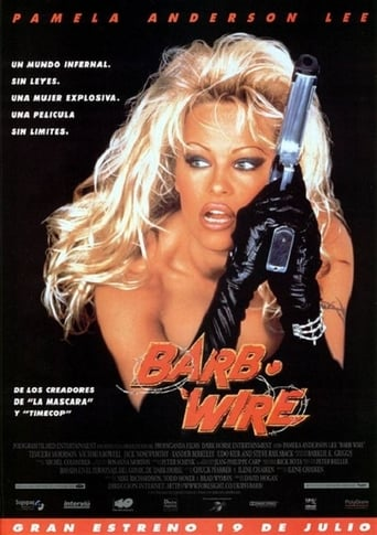 Poster of Barb Wire