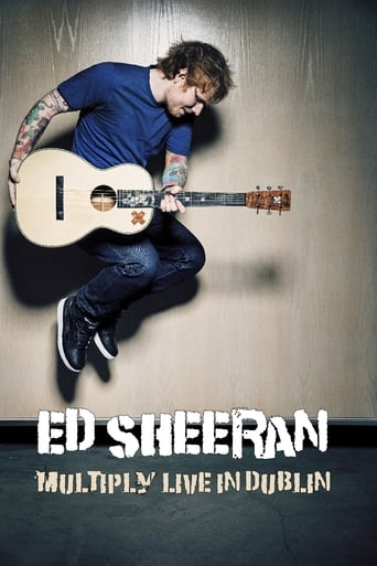 Poster of Ed Sheeran Multiply Live In Dublin