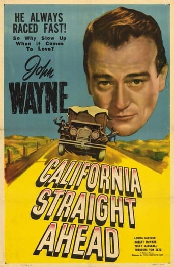 Poster of California Straight Ahead