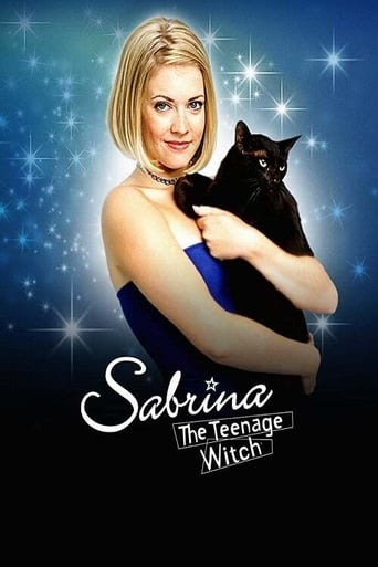 Poster of Sabrina the Teenage Witch