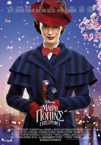 Poster of Η Μαίρη Πόπινς Επιστρέφει