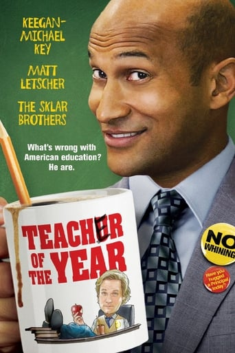 Poster of Teacher of the Year
