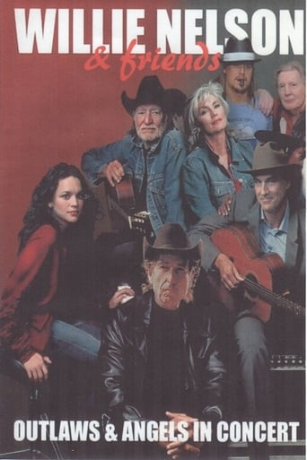 Poster of Willie Nelson & Friends: Outlaws & Angels