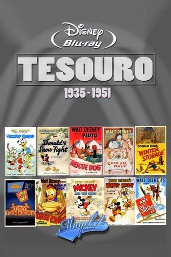 Tesouros da Disney (1935 a 1951)