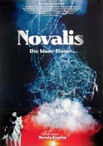 Poster of Novalis - Die blaue Blume