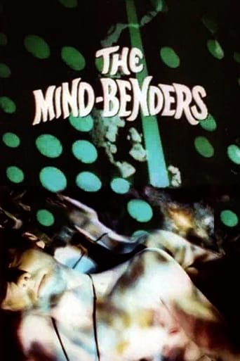 Poster of The Mind-Benders: LSD and the Hallucinogens