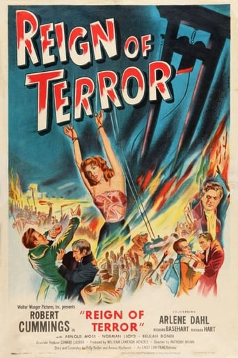 Poster of Reign of Terror