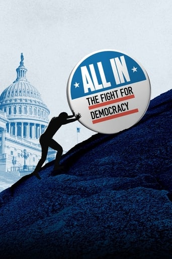 Poster All In: The Fight for Democracy