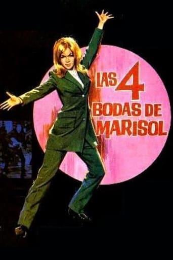 Poster of Las 4 bodas de Marisol