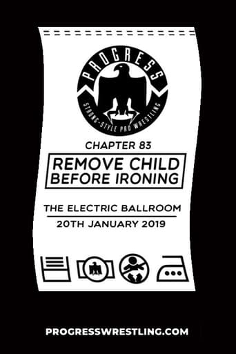 Poster of PROGRESS Chapter 83: Remove Child Before Ironing