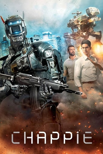 Poster of Chappie