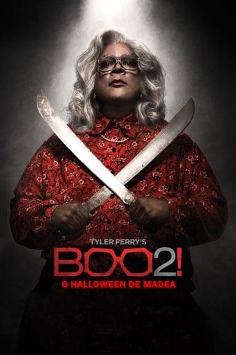 Boo 2! O Halloween de Madea - Poster